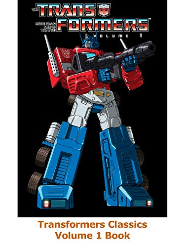 - Clip: Transformers Classics Volume 1 Book