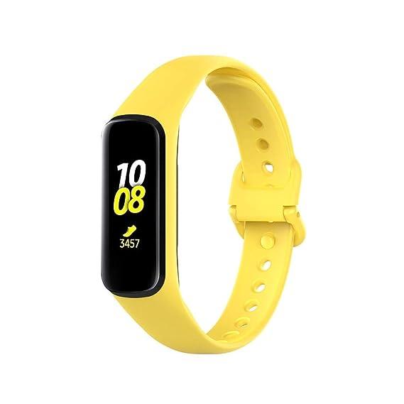 Oceninok Correa de Reloj Compatible con Samsung Galaxy fit-e ...