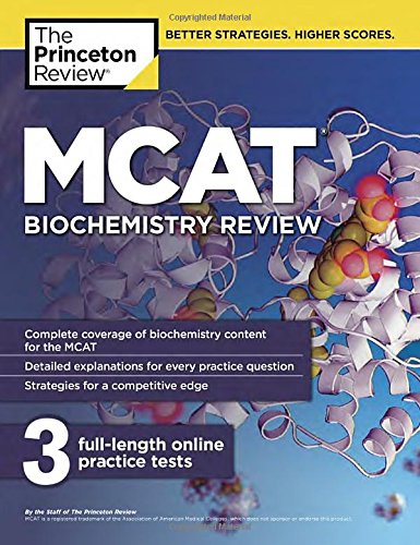 Download MCAT Biochemistry Review (Graduate School Test
