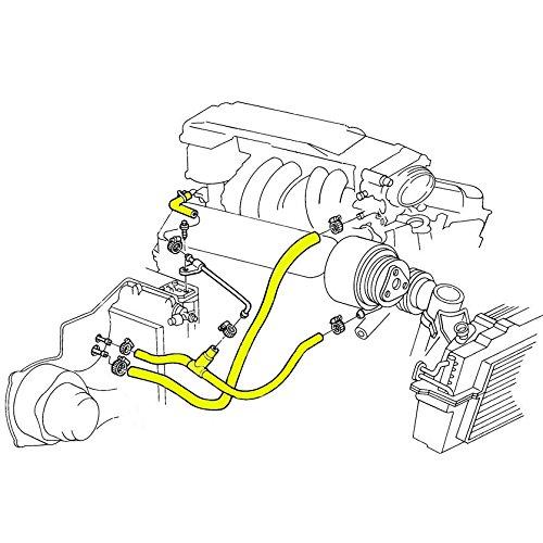 C4 Corvette Engine Diagram