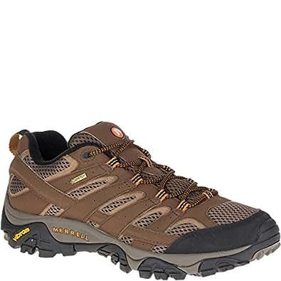 Merrell Moab 2 GTX Men's Hiking Shoe, Earth, 7 US