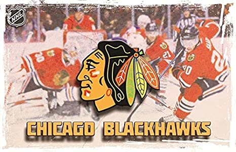 Image Unavailable. Image not available for. Color  Chicago Blackhawks NHL  Hockey Sport ... 1d6a7e568