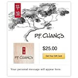 P.F. Chang's Gift Cards - E-mail Delivery