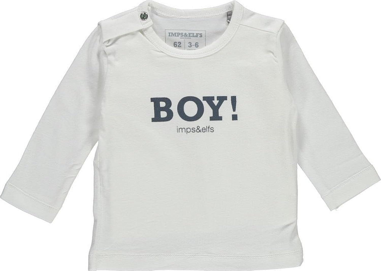 Imps/&Elfs Baby-Jungen T-Shirt Long Sleeve Langarmshirt