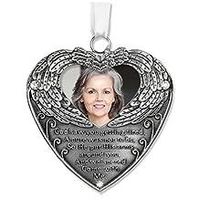 Bereavement Sympathy Remembrance Photo Ornament