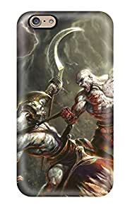 Hot Video Game God Of War First Grade Tpu Phone Case For Iphone 6 Case Cover
