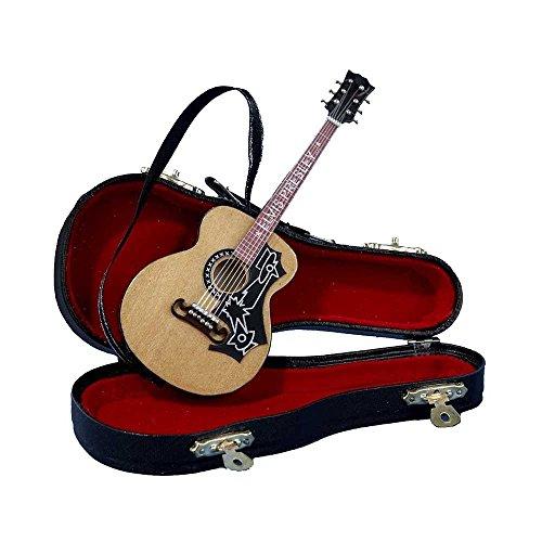 Elvis Acoustic Guitar Case Style Ornament