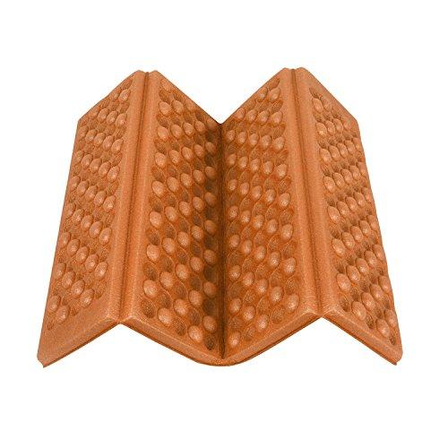 Foam Seat Cushion Pads,TaiTian Folding Foam Cushion Pads Mats For Camping,Hiking,Picnic (Orange)