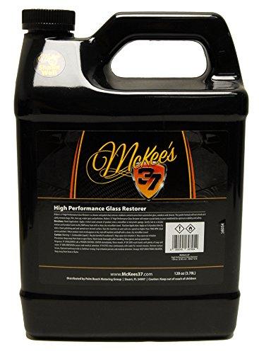 McKee's 37 MK37-516 High Performance Glass Restorer 128 Fluid_Ounces ()