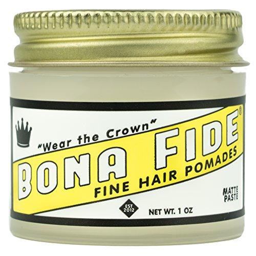 (Bona Fide Pomade, Matte Paste, 1 oz. )