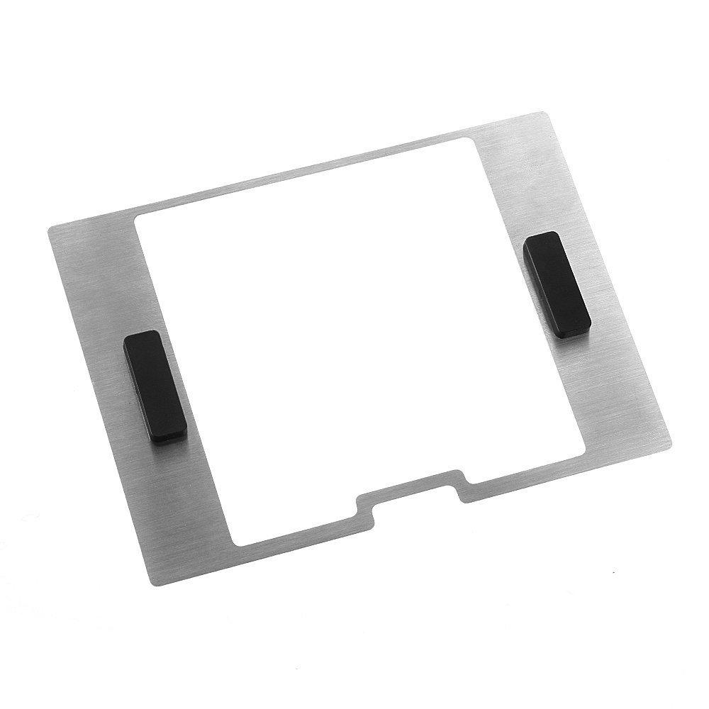 JTZ Lens Filter Holders Trays Adapter for DP30 4x5.65 Mattebox Matte Box Lens Tray Convert to 4X4 Lens Tray