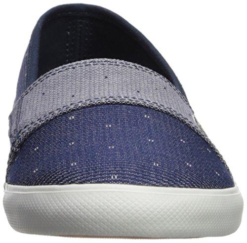 Lacoste Marice Women Navy Sneaker Denium 4UCRwx84q