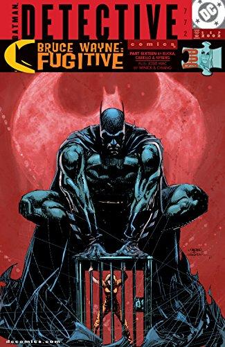 772 Single (Detective Comics (1937-2011) #772)