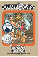 The Deadly Scarab (Crime Cats) (Volume 3) Paperback