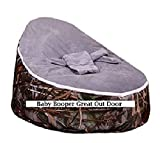 Baby Beanbags by Babybooper For Newborns to Toddler Kids Portable Bean Bag Seat