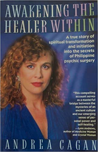 Book Awakening the Healer Within by Andrea Cagan (1990-03-03)