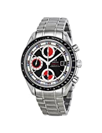 Omega Speedmaster Date Black Dial Automatic Stainless Steel Mens Watch 3210.52