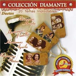 Coleccion Diamantes 20 Temas Inolvidables