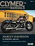 img - for Clymer Manuals Harley-davidson Xl Sportster 2004-2013 (Clymer Manuals: Motorcycle Repair) by Clymer Staff (2013-03-01) book / textbook / text book