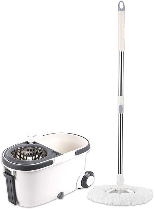 MOP - Juego de Limpieza de Cubo y Spinning para Uso en seco y ...