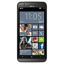 BLU Win HD LTE 5.0 X150Q Factory Unlocked GSM 4G LTE Dual-SIM Windows Smartphone (Grey)