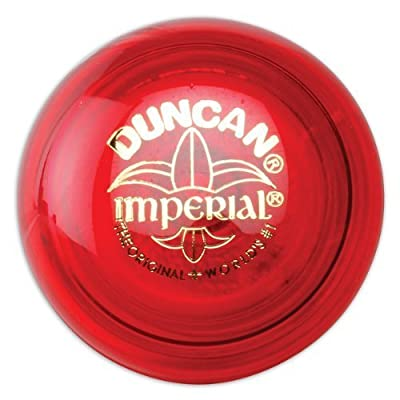 Duncan Imperial Yo Yo Red: Toys & Games