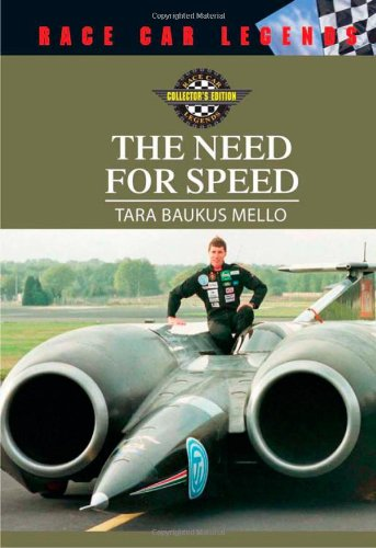 The Need for Speed (Race Car Legends: Collector's Edition) ebook
