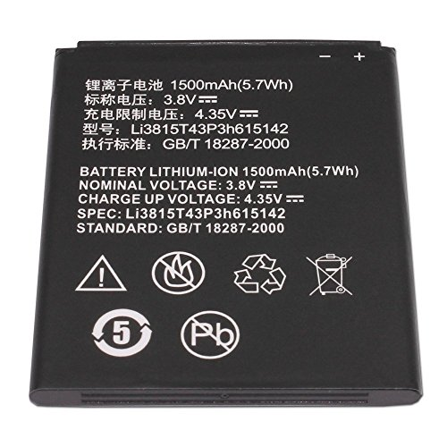 zte prelude phone battery - 1