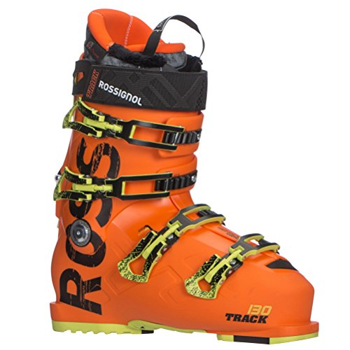(Rossignol Track 130 Ski Boots - 29.5/Orange)