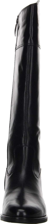 Salamander Dinia, Bottes Hautes Femme Noir Black 01