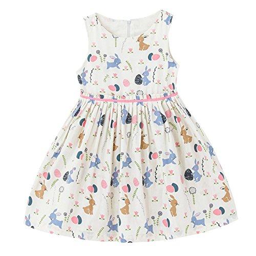 Sleeveless Dresses Princess Cartoon Sundress product image