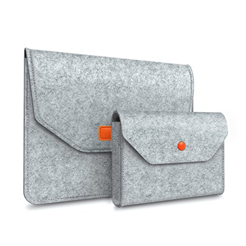 Macbook Sleeve Swees Carrying Charger