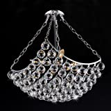 Warehouse of Tiffany CRY-RL4268 Blathnat Crystal Chandelier For Sale