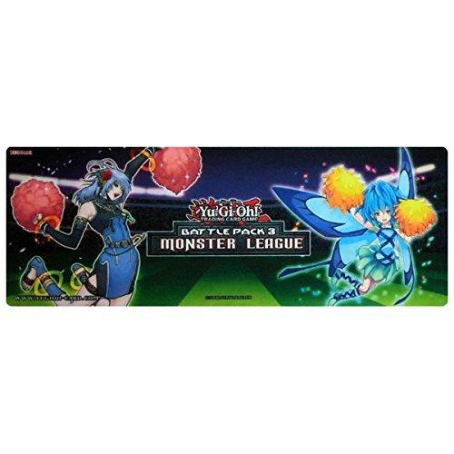 Yu-Gi-Oh Englisch Spielmatte BP03 Schild Kampf Kit 3 Fuehrung der limitierten Auflage spielen zu gewinnen Hand Freya & Fairy Chia Maedchen Konami