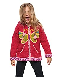 Girls Wool/Cotton Sweater \