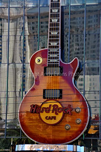 Hard Rock Cafe Photograph a 12