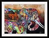 GreatBIGCanvas ''Africa'' by Oxana Zaika Photographic Print with Black Frame, 36'' x 27''