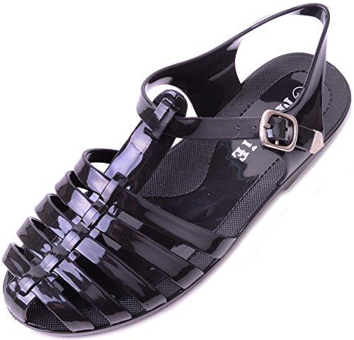 Noir Tongs Femme Pour Absolute Footwear zqUYnwXIZ