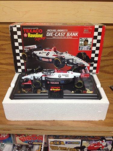 texaco-havoline-michael-andretti-indy-car-1995-collectors-die-cast-bank-racing-champions