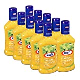 KRAFT Golden Italian Dressing, 10 Pack, 475ML Each