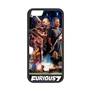 Furious 7 FG0021075 Phone Back Case Customized Art Print Design Hard Shell Protection IPhone 6 Plus