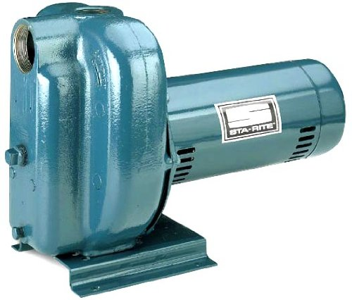 Pentair DS2HG-102L Single-Phase Self Priming High Head Centrifugal Pool and Spa Pump, 115/230 Volt, 2 HP by Pentair