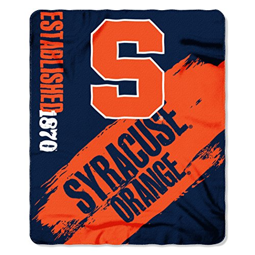 Syracuse Orangemen Fleece - Northwest NOR-1COL031020040RET 50 x 60
