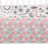 Lolli Living Sparrow Crib Bed Skirt - Tripod