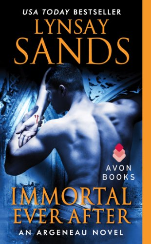 book cover of Immortal Ever After