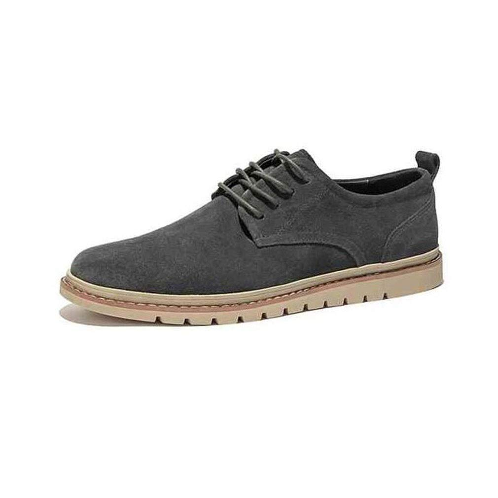 YCSD Klassisches Wildleder Für Herren Oxford Kleid-Schuhe Business Casual Schuhe (größe   EU43 UK9 CN44)