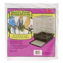 (3 Pack) Living World Gravel Paper, 16\