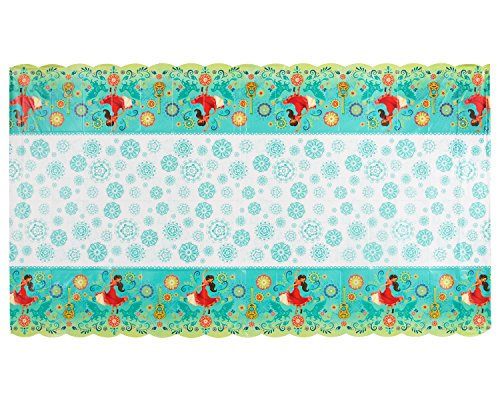 American Greetings Girls Elena of Avalor Plastic Table Cover
