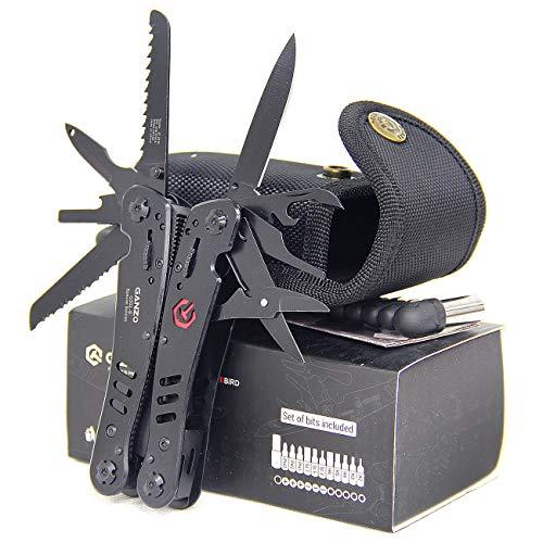 Ganzo Multi-Tool G302-B/G302-H Multi Pliers Tool Ki