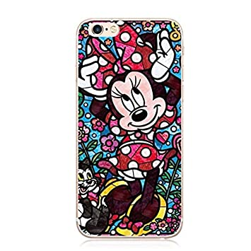Desconocido Funda iPhone 6, iPhone 6s, Minnie Mouse Disney ...